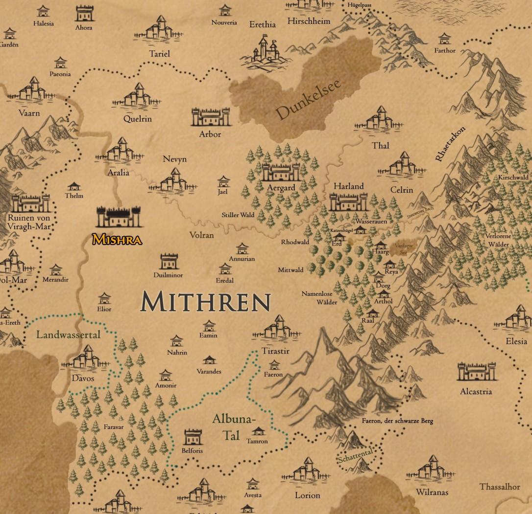 Terrastras Ancient - Mithren